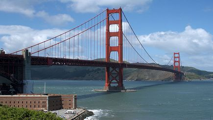 8-Day Bus Tour to Los Angeles, Santa Babara, Monterey, Yosemite, Wine Country and San Francisco from San Deigo