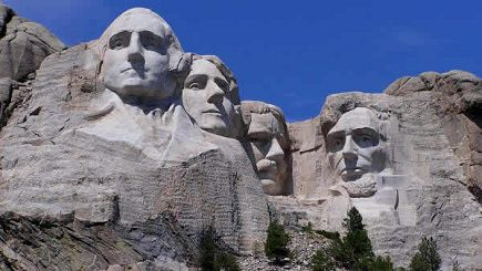 7-Day Yellowstone National Park, Mt. Rushmore Bus Tour A