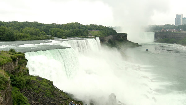 3-Day Bus Tour to Washington, D.C., Philadelphia & Niagara Falls from New York (Budget Tour)