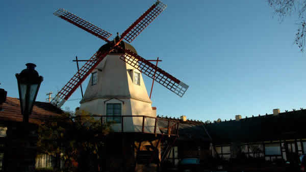 3-Day Santa Barbara - Solvang - San Francisco - Silicon Valley - Stanford University -  Yosemite Bus Tour